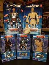 Star Wars 12 Inch AOTC Attack of the Clones 5 to choose from NEW Action Figures