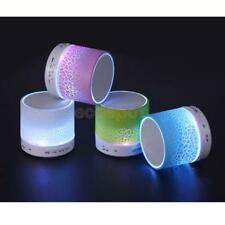 Portable Wireless Bluetooth Stereo Speaker MP3 TF USB Audio For Phone iPhone PC