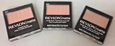 Revlon Powder Blush/Matte ,w/Brush & Mirror,(Various Colors To Choose From)