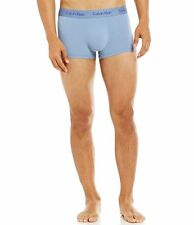 CALVIN KLEIN BODY MODAL TRUNK MENS UNDERWEAR EVENTIDE BLUE  # U5554 -NWT