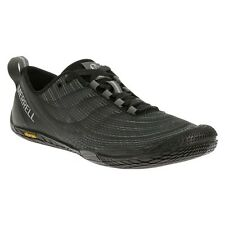 Merrell Women Athletic Shoes Vapor Glove 2 Barefoot Trail Running Shoes Black