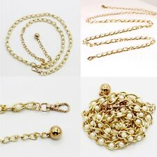 Accessories Fashion Lady Elegant Hollow Gold Metal Necklace Jewelry