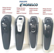 Philips Norelco 3d shaver Handle/Body/Base only 1250X 1255X 1260X 1280X 1290X