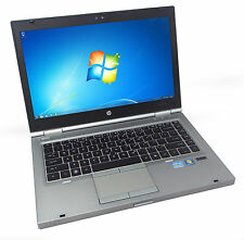 "HP EliteBook 8460p 14"" Laptop PC, Core i5 2.50GHz, Windows 7/10, Customizeable"