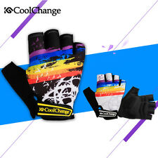 Coolchange Sport Half Finger Cycling Bicycle MTB Bike Riding Gloves S/M/L/XL/XXL