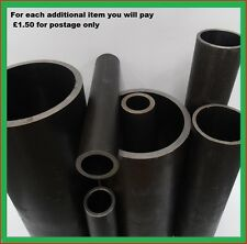 Mild Steel Tube Pipe  & solid bar ,various lengths & sizes.