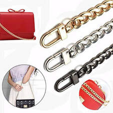Metal Purse Chain Strap Handle Shoulder Crossbody Bag Handbag Replacement 125cm