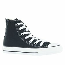 Converse Chuck Taylor All Star HI Canvas Black Womens Trainers
