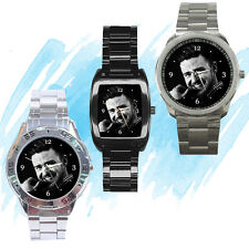 NEW Wrist Watch Stainless Sport Barrel Justin Timberlake