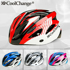 Coolchange Outdoor Mountain Bike Bicycle Cycling Road Safety Helmet Unisex Adult
