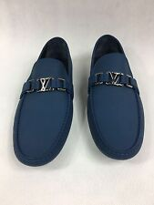 Authentic Louis Vuitton Hockenheim Car Shoe/Loafers ,9-9.5 US, NEW WITH BOX