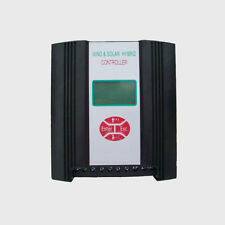 LCD wind solar hybrid charge controller 12V max 400W/24V 600W wind controller