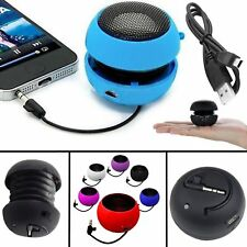 3.5mm MINI PORTABLE RECHARGEABLE CAPSULE  SPEAKER FOR MOBILE PHONES