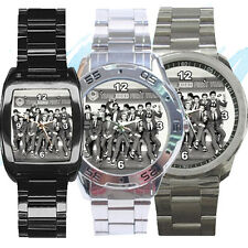 NEW Wrist Watch Stainless EXO Korean KPOP monster First Year