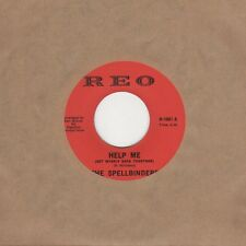 Spellbinders - Help Me / Chain Reaction - REO - Northern Soul Crossover Motown T