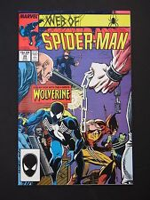 Web of Spider-man  #29 NM-  1987 High Grade Marvel Comic