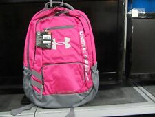 NWT Under Armour Storm Hustle II Backpack 1263964-654 Tropic Pink