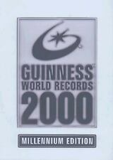 Guinness World Records 2000 : Millennium Edition by Guinness World Records Edito