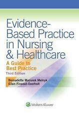 Evidence-Based Practice in Nursing and Healthcare : A Guide to Best Practice