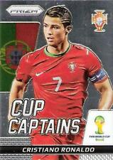 2014 Panini Prizm World Cup Brasil - Brazil '14 'Cup Captains' Insert Variations