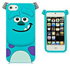 3D Monster University Silicone Rubber Case for iPhone 6/6S Plus 7 Plus Samsung