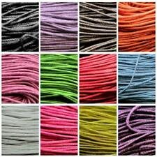 10M Waxed Cotton Cords Strings Ropes for DIY Jewellery Necklace Craft Making