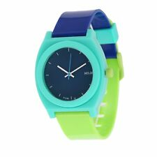 YPS Women Fashion Trend Silicone Miler Colourful Nice Simple Style Wrist Watch