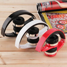 Bluetooth Foldable Stereo Headset Handsfree Headphone For Cellphone PC Laptop BE