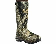 LACROSSE 200030 Alphaburly Sport Mossy Oak 1000G Hunting Boots INSULATED