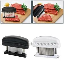 Detachable  Stainless Steel Blade Meat Tenderizer Kitchen Tool Meat  Creative