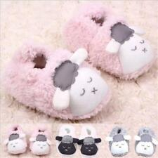 Newborn Baby Plush Soft Toddler Boy Girl Shoes Prewalker Toddlers Crib Shoes