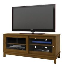 TV Stand Cabinet Media Console Storage Cabinet Entertainment Center Wood