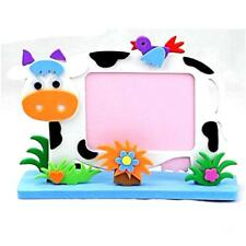 DIY Sticker Photo Frame 3D Effect Kid Craft Kits Educational Toy EVA Foam