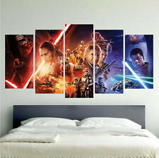 Star Wars The Force Awakens Wall Decal Vinyl Mural Decal View Wall Sticker s70