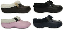 Crocs Classic Blitzen II Fuzz Lined Clog Soft warm and fuzzy liner (removable)