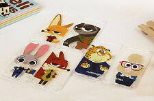 zootopia Soft TPU Cases Cells Covers Skins For iPhone 6/6S Plus iPhone7 Plus
