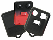 Replacement Housing SHELL And Pad For Ford 3 Button Keyless Entry Remote Key Fob