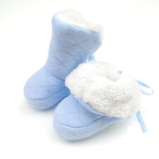 New Baby Cotton shoes solid candy shoes newborn lamb shoes autumn and winter
