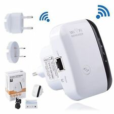Wireless-N WPS Booster Router 300Mbps 802.11 Wifi Repeater Signal Extender