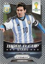 2014 Panini Prizm World Cup Brasil - Brazil '14 'World Cup Stars' - Insert Cards