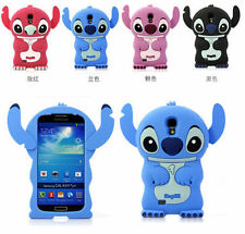 Cute 3D Soft Silicon Rubber Gel House Cover skin Case For various phone