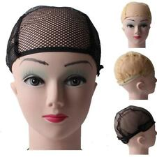 Hair Nets Elastic Edge Mesh Stretch Net Invisible Wig Cap Hair Accessories