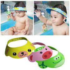Wash Hair Shower Baby Shampoo Cap Bath Hat Shield Protector Eye