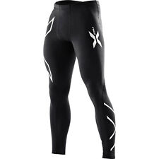 *REDUCED* Brand New Men's 2XU Compression Tights Black or Silver FAST&FREE SHIP