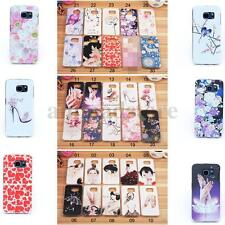 Superb Extravagant Crystal Hard clear PC Back Phone Case Cover for Samsung