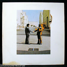 PINK FLOYD-WISH YOU HERE -Psych Rock Album-COLUMBIA #JC-33453-Excellent