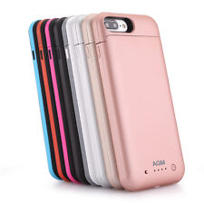 7000mAh Charging Case Power Pack External Battery Charger Case for iPhone 7 Plus