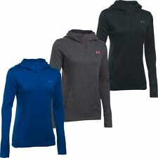 Under Armour 2017 Featherweight Fleece 1/2 Zip Cover-Up Womens Sports Hoodie