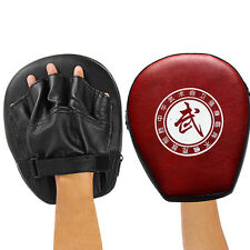 1 Pairs Focus Boxing Punch Mitts Training Pad for MMA Karate Muay Thai Kick New