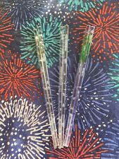 Chinese Transparent Chopsticks / Hairsticks with 2 Variations of Design with Fre